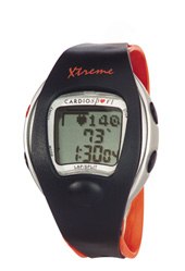 Cardiosport Xtreme heart rate monitor