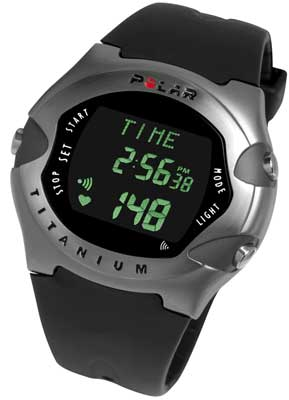 Polar m71 heart rate monitor