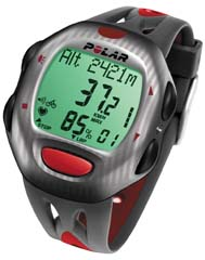 Polar S710 heart rate monitor
