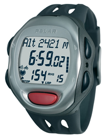 Polar s720 heart rate monitor