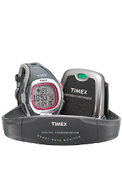 Timex Speed and Distance GPS and Heartrate 5F011